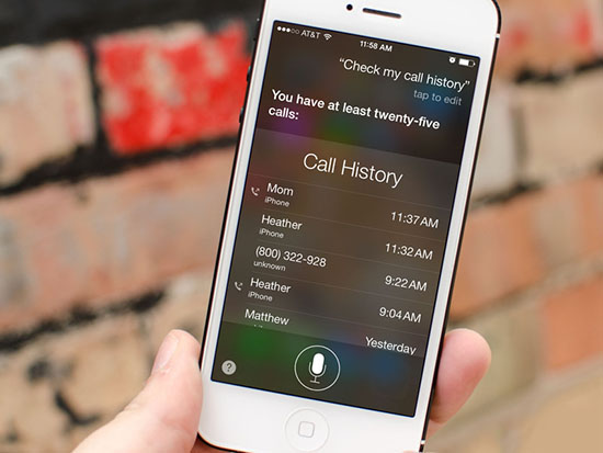 Chặn số điện thoại trên iPhone