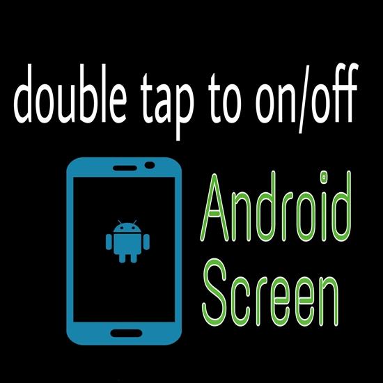 cach cham hai lan de mo khoa man hinh Android
