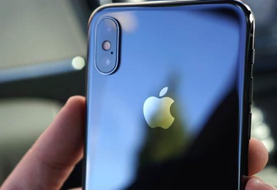 iPhone X bị nóng gần camera