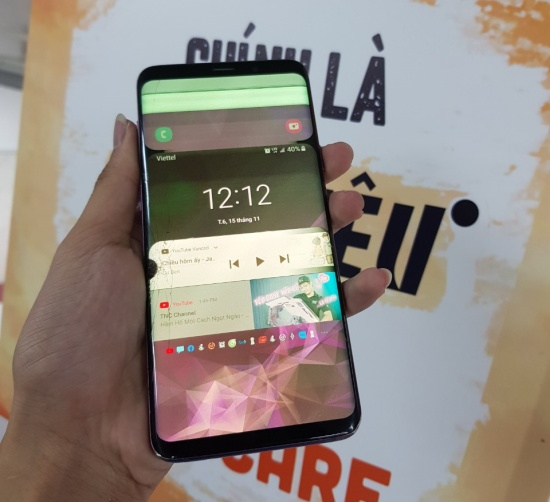 thay man hinh Samsung S9 Plus