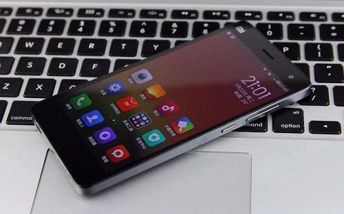 Xiaomi Mi4 bi treo logo