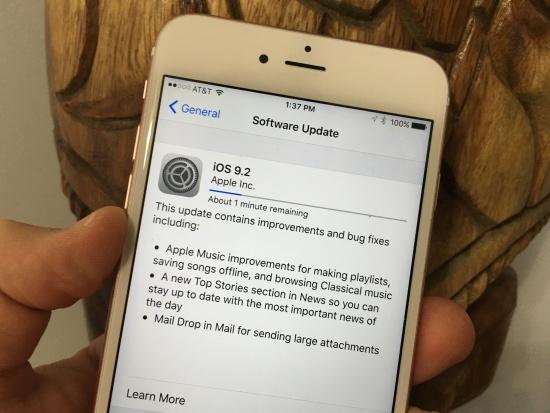 iPhone 6s nhanh het pin