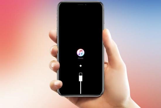 iPhone X bi treo khong tat may duoc