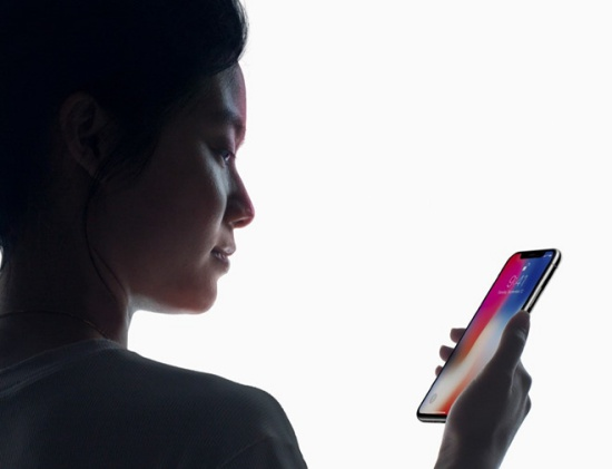 iPhone X bi loi Face ID