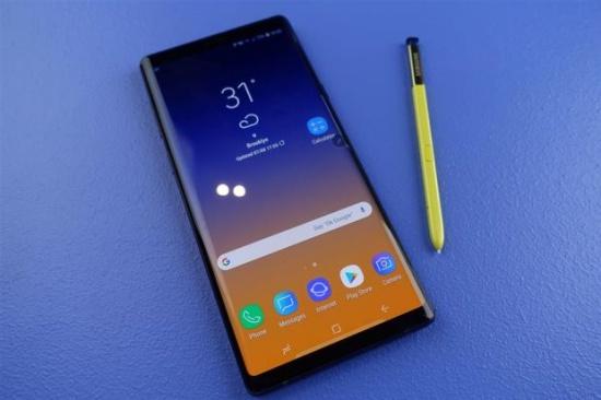 Note 9 là chiếc smartphone tốt nhất ở thời điểm hiện tại