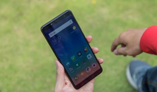thay man hinh Xiaomi Redmi Note 5