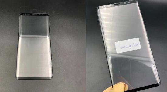 Khi nào cần thay mặt kính, khi nào phải thay màn hình cho Note 9?