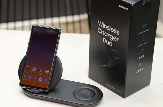 Samsung Note 9 bi nong may