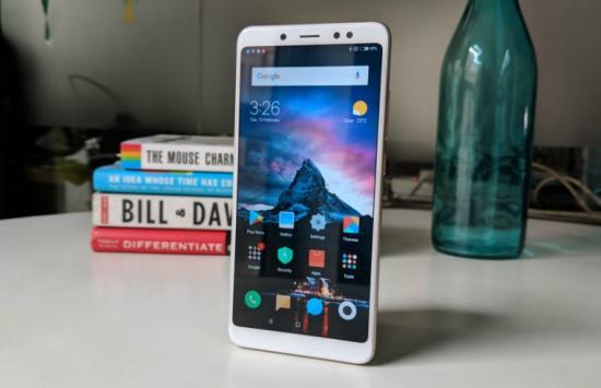 Xiaomi Redmi Note 5 - chiếc smartphone sở hữu viên pin ấn tượng