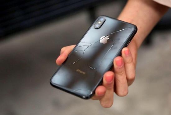 iPhone X bị lỗi mất sóng