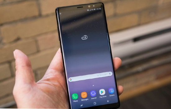 nguyen nhan samsung note 8 loan cam ung