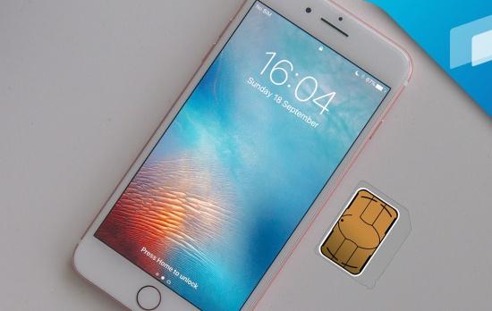 Lỗi cuộc gọi iPhone 7 Plus