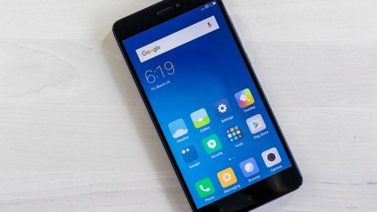 Xiaomi Redmi Note 4x bi loi cam ung