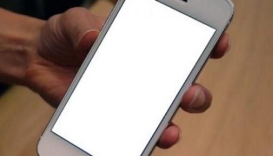 màn hình Oppo F1s bị trắng