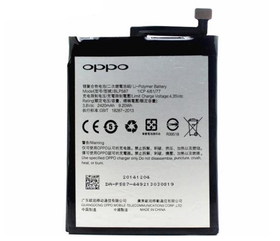 Oppo F1s bị sập nguồn