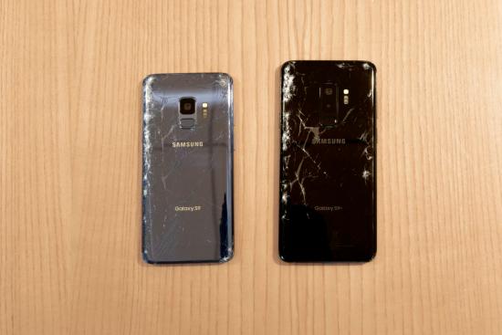 thay nắp sau Samsung S9 Plus