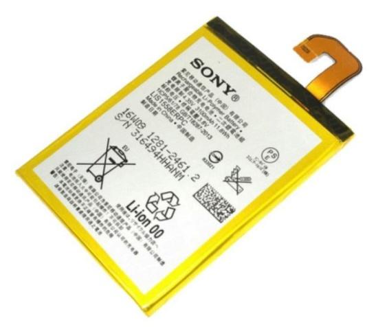 thay pin Sony Z3