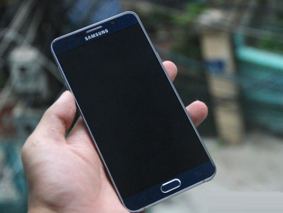 Samsung Note 5 bị sập nguồn