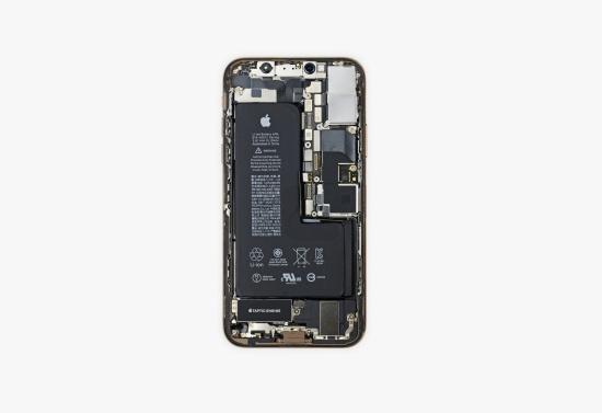 iPhone XS bị nóng máy