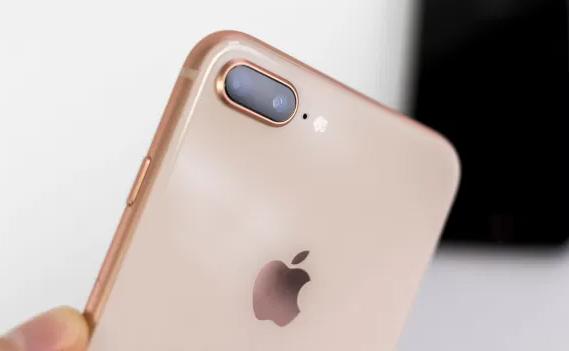 iPhone 8 Plus bị hỏng camera cần thay mới