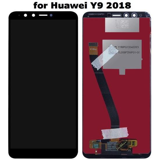 thay man hinh Huawei Y9