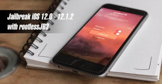 hướng dẫn Jailbreak iOS 12