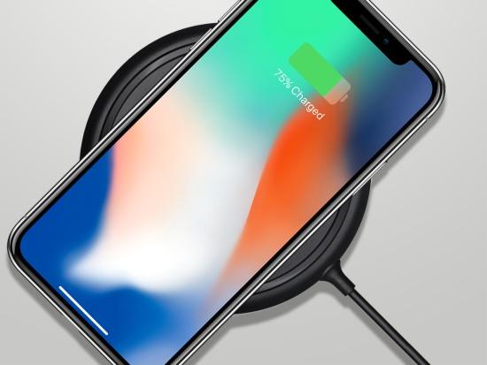 iPhone X bị nóng máy và nhanh hết pin