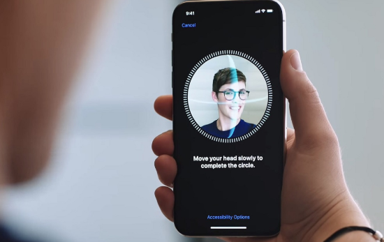 iphone xs max loi face id