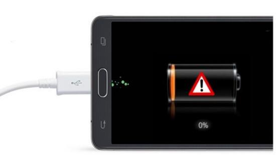 Samsung J5 Prime sac khong vao