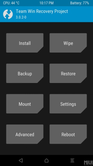Xiaomi Redmi 5 Plus bị đơ cảm ứng