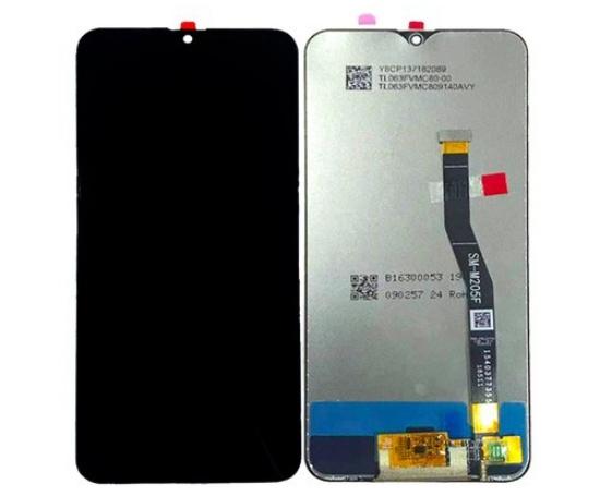 Samsung M20 bị đốm màn hình