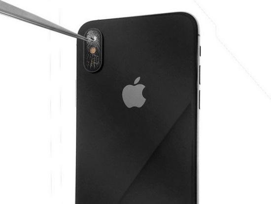 thay camera iPhone X
