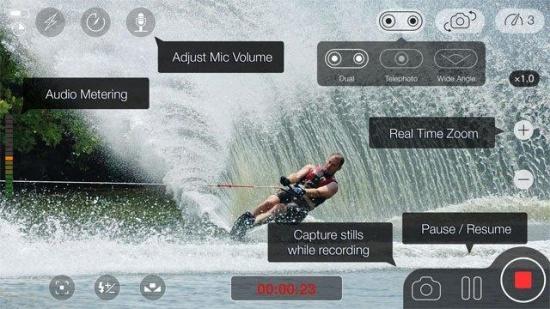 ứng dụng quay màn hình