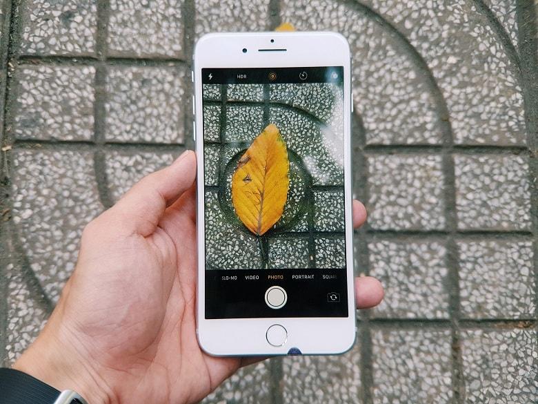 Nguyên nhân camera trước iPhone 7 bị sọc