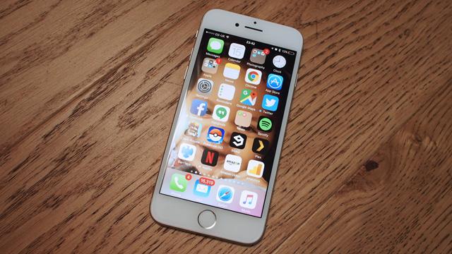 Tại sao camera iPhone 7 không lấy nét được