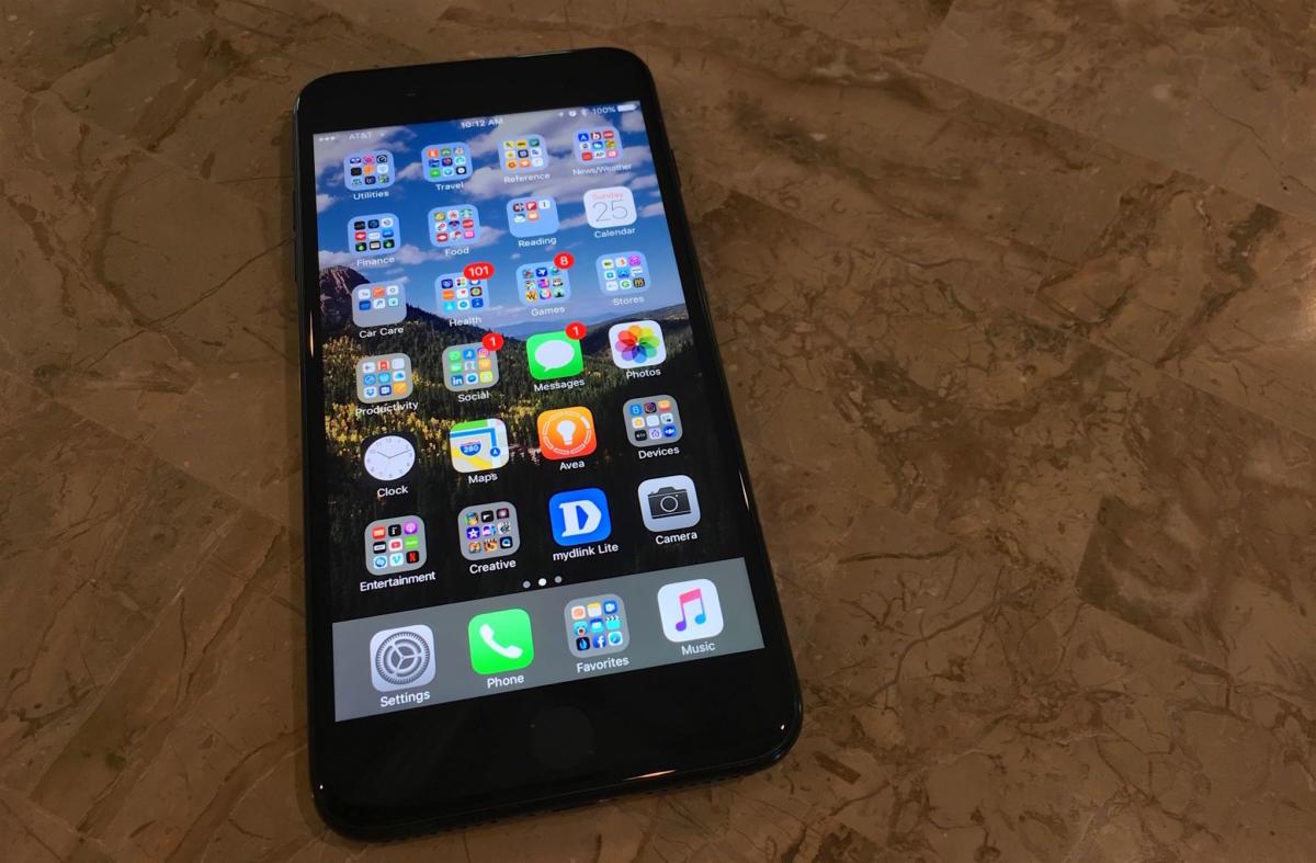 Camera iPhone 7 Plus có chống xước