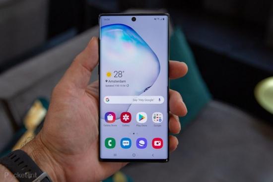thay mat kinh Samsung Note 10