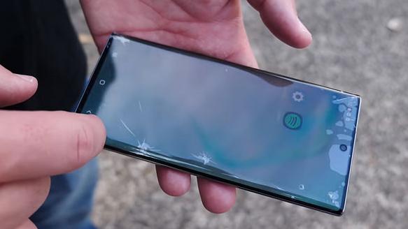 Khi nào bạn cần thay mặt kính Samsung Note 10?