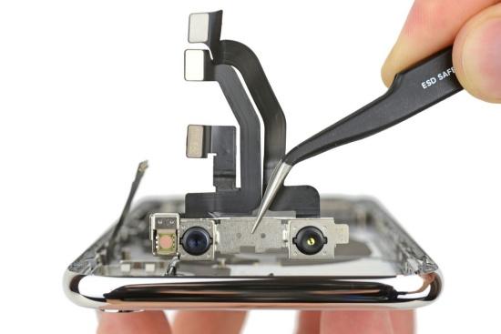 sửa chữa Face iD iPhone X