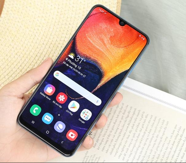 Khi nào màn hình A50s cần thay mới?