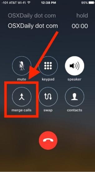 Merge Calls