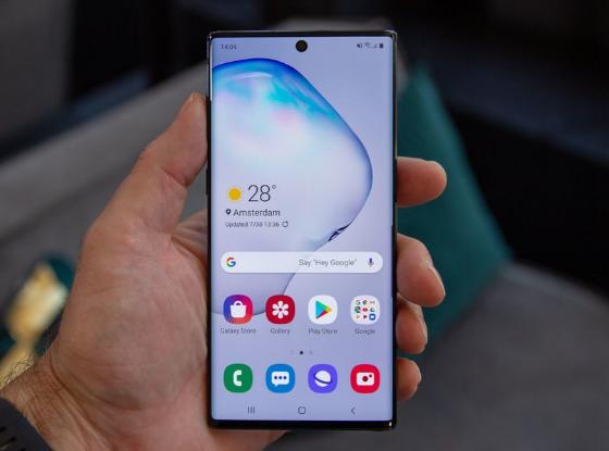 Khắc phục Samsung Note 10 không nhận Wifi