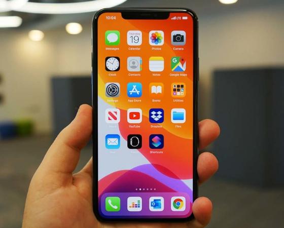 loi iphone 11 pro max loan cam ung