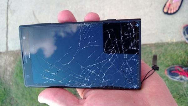 Thay màn hình Nokia