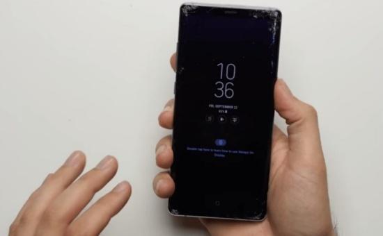 thay man hinh Samsung A8 Plus