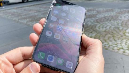 Màn hình iPhone 11 bị ám vàng