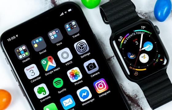 iphone khong ket noi duoc apple watch