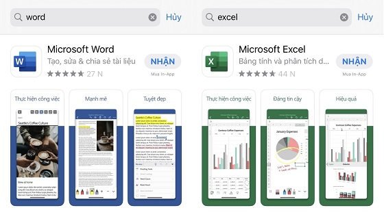 loi iphone khong doc duoc file excel word