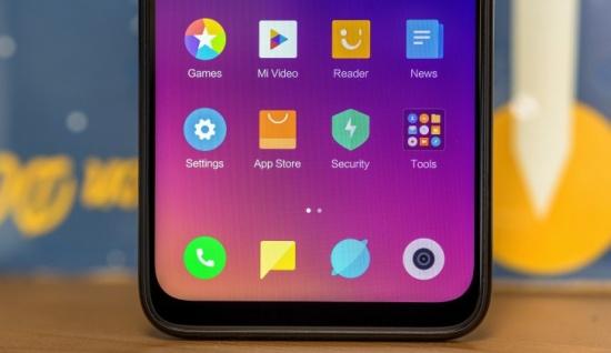 Xiaomi Redmi Note 7 bi do cam ung
