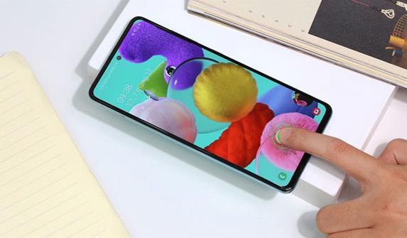 Samsung A51 lỗi cảm ứng nên thay mặt kính không?